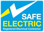 Ian Christie Electricians, Clontarf, Dublin are registered under Safe Electric Ireland and fully insured
